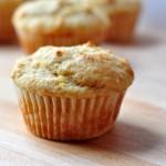 orange cardamom muffins