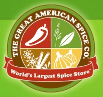 click here to see my blog posts for The Great American Spice Company
