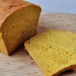 Winter Squash Sandwich Bread