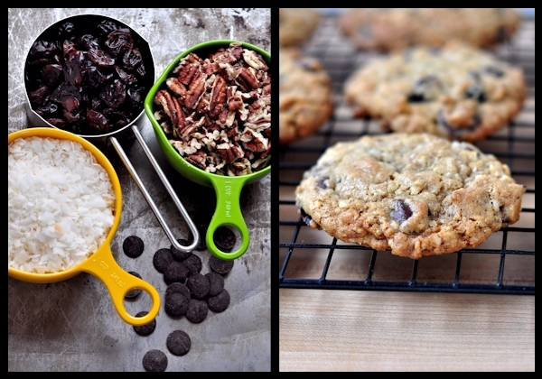 ingredients for best ever chocolate chip cookies