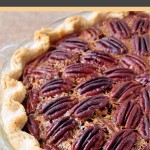 Bourbon Pecan Pie on The Creekside Cook