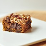 cut molasses spice bars