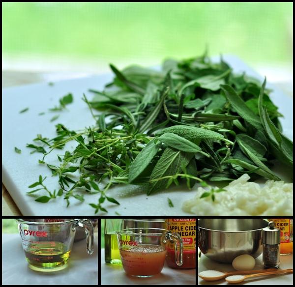 Basil Marinated Chicken Thighs Recipes — Dishmaps