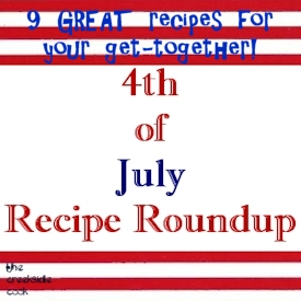 9 great recipes for your 4th of July get-togethers