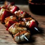 Southwest Chicken Kebabs