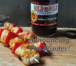 winner of the great american spice company giveaway