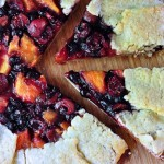 Summer Fruit Galette