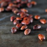 chili toasted almonds