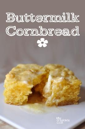 buttermilk cornbread on the creekside cook
