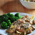 Chicken Stroganoff on The Creekside Cook
