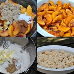 How to make Peach Cobbler on The Creekside Cook