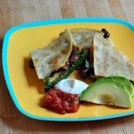 Zucchini Black Bean Quesadillas Recipe