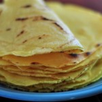 Find the Recipe for Homemade Corn Tortillas on The Creekside Cook