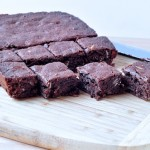 Find the Recipe for Almond Brownies on The Creekside Cook