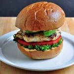 Buttermilk Sriracha Chicken Burgers