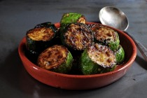 Find the recipe for Lemon Garlic Zucchini on The Creekside Cook