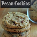 Brown Butter Pecan Cookies on The Creekside Cook