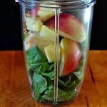 Ingredients_Apple Ginger Green Smoothie