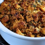 Find the recipe for Southwest Cornbread Dressing on The Creekside Cook