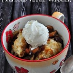 Molasses Apple Cobbler on The Creekside Cook