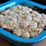 Recipe for Molasses Apple Cobbler on The Creekside Cook