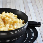 Delicious Five-Cheese, Fifteen-Minute Stovetop Mac 'n' Cheese on The Creekside Cook