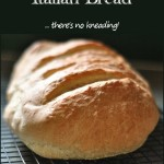 Stand Mixer Italian Bread on The Creekside Cook