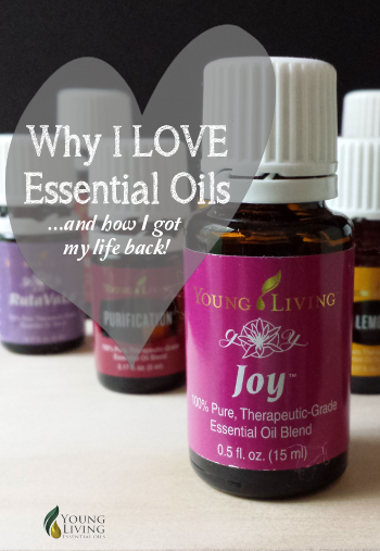 Why I love Essential Oils from The Creekside Cook
