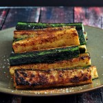 Spicy Zucchini Fries on The Creekside Cook