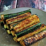 Delicious Spicy Zucchini Fries on The Creekside Cook