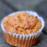 Lovely Lemony Carrot Muffins on The Creekside Cook