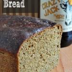 Pumpkin Beer Bread on The Creekside Cook