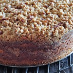 Find the Recipe for Pumpkin Yogurt Crunch Cake on The Creekside Cook