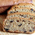 Find the recipe for Applesauce Quick Bread on The Creekside Cook