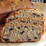 Applesauce Quick Bread on The Creekside Cook