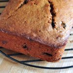 Recipe for Applesauce Quick Bread on The Creekside Cook