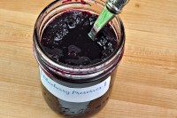 Blueberry Preserves {no pectin recipe}