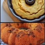 Clementine Crunch Cake