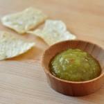 Green Tomato Jalapeno Salsa