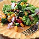 Broccoli Bacon Slaw