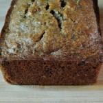 Chai Zucchini Quick Bread