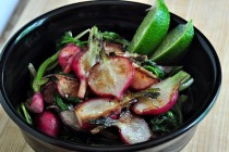featured_Sauteed Radishes with Sea Salt & Lime on The Creekside Cook