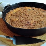Find the recipe for Blueberry Skillet Cake on The Creekside Cook