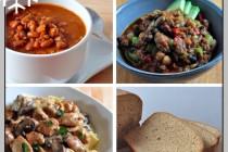Ten Favorite Comfort Recipes on the Creekside Cook