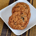 Find the recipe for Dried Plum Oatmeal Cookies on The Creekside Cook
