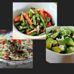 Find 3 Light Summer Salads from The Creekside Cook
