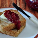 Raspberry Preserves {no pectin recipe}